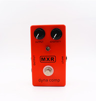 Wholesale reverb effect guitar for sale - Group buy Wholesales Clone Guitar Effect Pedal MXR dyna comp pedal true bypass Musical Instruments Guitar Parts