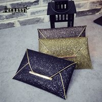 Vente en gros-Fashion Lady Sparkling Dazzling paillettes sac à main sac à main Evening Day sac à main Embrayages 2016 Vente chaude