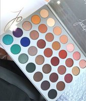Wholesale Newest Brand The X Jaclyn Hill Palette The Jaclyn Hill Eyeshadow Palette colors eyeshadow palette DHL