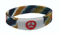 Wholesale top china fashion jewelry resale online - basketball sports top quality silicone energy bracelet power wristband balance bangle fashion jewelry