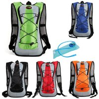 Unisex bladder tanks - Portable travel Water Bag Tank Backpack Water Bag L Hydration Bladder Hiking Motocross Riding Backpack Hiking Climbing bag
