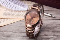 Wholesale Watches For Women Stopwatch - Watch Stainless Steel Quartz watch women Stopwatch Luxury Watch Top Brand relogies for men relojes Best Gift.