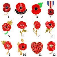 Wholesale Decorative Flower Brooch - Decorative Scarf Clip & Brooch Garment Dress Accessories Wedding Bridal Luxury Flower Rose Brooch Pin For Women Jewelry