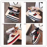 tacones personalizados para mujeres al por mayor-El nuevo ocio de moda de cuero de lujo de gama alta y zapatos de aumento de altura de alta calidad cómodos de las mujeres (talón alto 8 cm)