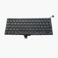 unibody macbook großhandel-LAPTOP KEYBOARD Für MacBook Pro 13
