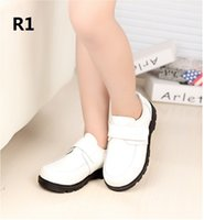 Wholesale Pearls Stores - 85NNMMDD Eva Store Girl size 36-39 women size double boxed, Kids Shoes For Girl Children Leather shoes drop shipping