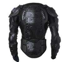ingrosso giacca armatura completa del corpo-Moto Coat Man Full Body Armor Spine Torace Chest Jacket Protettivo Supporto per la schiena Protezione del corpo del motore Alleviare Ache Nuovo arrivo 74 g F
