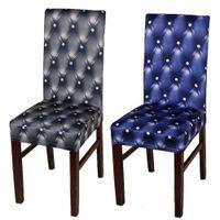 1pcs Solid Colors Polyester Spandex Hotel Chaise De Bureau Chaises Mariage Salle A Manger En Marbre Siege