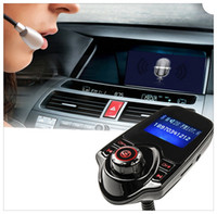 Wholesale Song Downloads - 2016 new arrival!!bluetooth 3.0 handsfree speakerphone car kit with dsp technology communications products dj songs mp3 free download