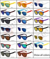 Wholesale Motorcycle Colours - FREESHIP new 18 models AAA+ good quality Best cool nice sport Cycling eyewear bicycle bike Motorcycle men fashion Full colour sunglasses