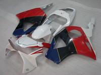 kits de corpo honda cbr 954rr venda por atacado-ABS Fairing CBR 954RR 02 Carroçaria CBR 954 RR 2002 Kits de corpo inteiro para Honda Cbr954RR 03 2002 - 2003