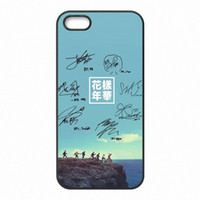 Wholesale iphone boys case - BTS Bangtan Boys SUGA Phone Covers Shells Hard Plastic Cases for iPhone 4 4S 5 5S SE 5C 6 6S 7 Plus ipod touch 4 5 6