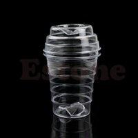 Wholesale Detergent Bottles - Wholesale- Y142 New Thread Shake Cup Shaker Bottle Whisk For Detergent Product Demonstration