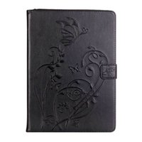 Wholesale S5Q Premium Wallet Leather Printing Case Cover For quot Apple iPad Tablet AAAGMA