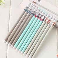 Wholesale K07 X mm Cute Animal Zebra Gel Pen Writing Tool Signing Pen School Office Supply Student Stationery