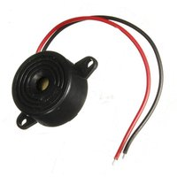 Hot Sale Durable 3-24V Piezo Electronic Buzzer Alarme 95DB Sound Beeper contínuo para Arduino Car Van New Arrival
