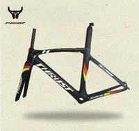 Wholesale Aero Road Bike Frame - high performace bike carbon aero road frame 700c and carbon road bike frame
