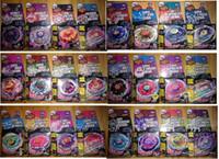 beyblade orion toptan satış-24 modelleri 360 adet / grup Beyblade Metal Fusion Beyblade Dönen top 4D L-DERAGO DESTROY BÜYÜK BANG PEGASIS FANTOM ORION DHL NAKLIYE