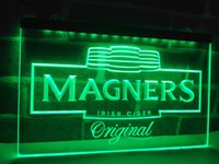 Wholesale Irish Neon Bar Signs - LE148g- Magners Irish Cider Bar Beer Pub LED Neon Light Sign