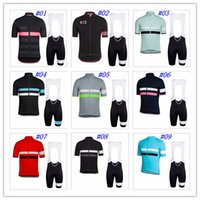 Wholesale Cheap Cycle Jersey Sets - 2017 RCC Men cycling jersey Set Ropa ciclismo hombre maillot mtb bike clothes men sportwear china cheap Clothing F2016