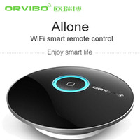 Vente en gros-Orvibo Allone Smart Automation Controller Intelligent, IOS Android Smart Phone Télécommande sans fil IR + RF + WIFI Switch