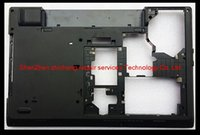 cubierta de la caja del thinkpad lenovo al por mayor-Nuevo original para Lenovo ThinkPad L540 laptop 60.4LH04.003 04X4878 Bottom Case Cover