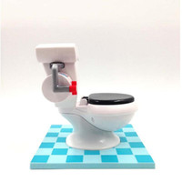 Wholesale Tricky Toilet Toy - 2017 kids toy Toilet trouble game Washroom Tricky Toys Funny Game parents-kids friends play together for fun as a gift
