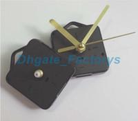 Wholesale quartz watch parts online - Gold Craft Gift Clock and Watch Parts Shaft Length cm Clock Accessories Best Quartz Clock Mechanism Movement
