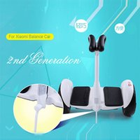 Wholesale Aviation aluminum Electric Scooter Kickstand For Ninebot Mini Xiaomi Balance Car Parking Stand Bracket nd generation