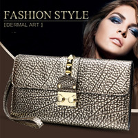 Wholesale Leather Bow Top Wholesale - best New Brand Design Retro carved hollow noble PU Leather Women lady Handbag Messenger Bag Shoulder Bag Tote Bag top sale free shipping