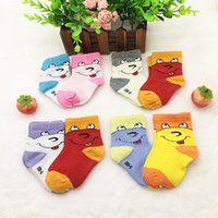 Wholesale Baby Socks Dhl - Wholesale 0-1 Baby Socks Relent a Variety of Optional Mixedmulti Colorhair 12 Double Box   DHL or SF EXPRESS Free shipping