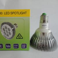 Wholesale Gardening Goods - Wholesale--Good quality PAR30 led bulb E27 E26 21W 7x3W Led Light Energy Saving led lamp Cool Warm White 110V 220V CE&ROHS warrant