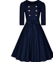 Wholesale Cheap Ladies Cotton Dresses - Fashion Women Casual Dress Plus Size Cheap Dress Women Clothing Fashion Summer Dress Spring Slim Lady Dresses
