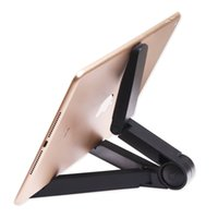 Wholesale Case Aluminium For Ipad Mini - Wholesale- Tablets Phone Stand Case for iPad 2 3 4 Air  2 Mini for iPhone 7G 4 5s 6 6S Plus Frame For Galaxy S5 S6 Edge 360 Degree Folded