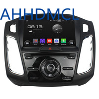 Автомобильный DVD-плеер Audio Radio Player Android 5.1.1 GPS SYNC DVR WiFi для Ford Focus 2015 2016 2017