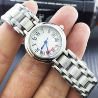 Wholesale Mechanical Watch For Girl - Luxury Brand Watch Women Fashion Trend Waterproof Quartz Casual Womens Watch Sapphire Stainless Steel Special Love Gift For Girl Lady Prima