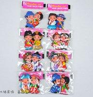 ingrosso sim coreano-Regali popolari coreani frigorifero frigorifero hanbok coreano bandiera creativa una varietà di dual sim opzionale
