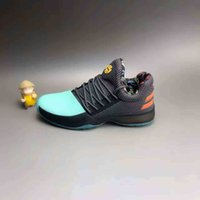 Wholesale Cactus Fabric - Free Shipping 2017 Men's Harden Vol 1 Cactus Kid Basketball Shoes harden bhm Sneakers for sale Size 40-46 With Shoes Box