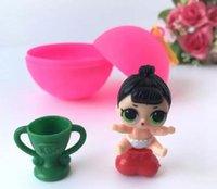 Wholesale Cheap Small Dolls - cheap lol surprise dolls L.O.L Little Outrageous Littles Surprise Doll SURPRISE DOLL Outrageous Small Ball