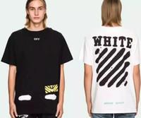 Wholesale Branded Shirts - Brand t shirt summer T Shirt Letter Slogan Short Sleeve tees women men T-shirt