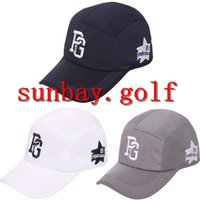 Wholesale Golf Clubs For Women - Sports Outdoors BEST BRAND HATS Snapbacks GOLF Pearly Gates Adjustable top GOLF PG CLUBS 89 CAPS FOR WOMEN AND MEN