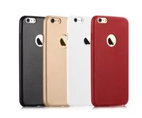 Custodia in pelle PU Ugardo Devia Super Slim per iPhone 6 / 6S con aperture precise 4,7 pollici Back Cover