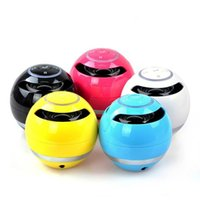 Wholesale Usb Boombox Player - Free DHL Bluetooth Mini Speaker Receiver Boombox FM Radio Portable Loudspeaker Amplifier MP3 Subwoofer With Mic