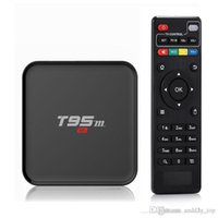 T95M TV Boxes Cargado KD16.0 Amlogic S905X 2GB Ram 4k TVbox Dual Wifi Tronsmart apoyado Ott TV Box