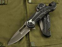 Wholesale Saving Blades - CRKT life-saving folding knife Camping Survival Gift Knife Outdoor Tools Xmas Gift for man 1pcs sample freeshipping
