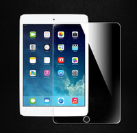 Wholesale Apple Tablets Sale - High quality tablet PC ipad5 hd film air2   ipad4 protection film apple 9.7-inch PET film has retail packaging manufacturer direct sales