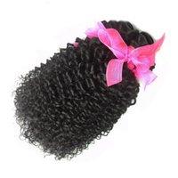 ingrosso capelli misti di capelli ricci peruviani-Capelli ricci crespi peruviani non trasformati 8pcs / lot peruviano tessuto dei capelli umani di lunghezza 14-28 peruviano estensioni dei capelli umani