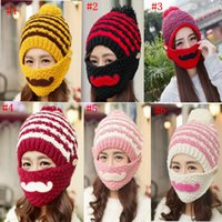 Chapeau en tricot Enfant adulte Beanie Beanie Mode Classique Tight Knitted Fur Pom Hat Femmes Cap Headgear Headdress Head Warmer Qualité supérieure YYA278