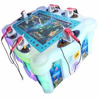 nuevos juegos del parque de atracciones de la llegada jugadores mquina de juego de la pesca nios de los adultos mquina de juego de la diversin de la