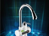 Wholesale Electric heating water tap C certified hot water faucet namely hot type
